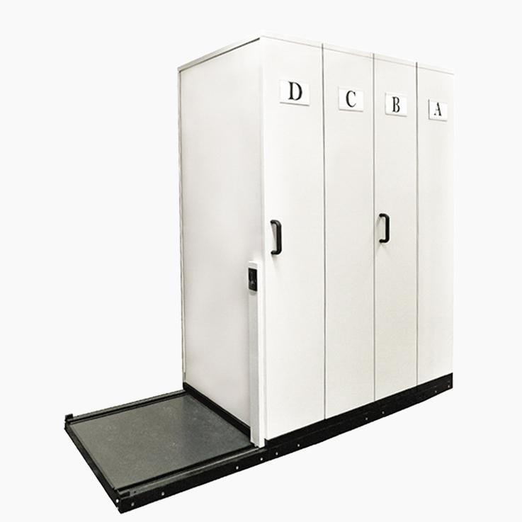 Tủ hồ sơ di động tay kéo Manual Compactor - MCPP